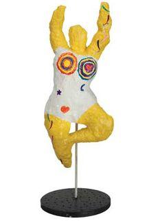 Niki de saint phalle school project