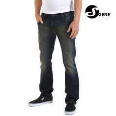 """Men's Nova Jeans - The super Nova is the only jean in the universe dialed enough to rule your world. Clean and modern with a straight leg fit, a 16.5"""" leg opening, and the right amount of stretch to keep you charging hard."""