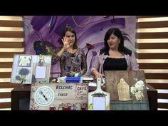 Mulher.com - 11/01/2016 - Quadro de recados - Celia Bonomi PT2 - YouTube