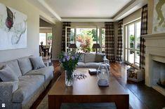 Salon styl Klasyczny  #salon #pomysłynasalon #wystrójwnętrz #interiordesign see more: dom-wnetrze.com