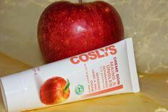 Regenerujący krem do rąk i paznokci z jabłkiem bio Coslys. Recenzja na blogu Agulkowe Pole.
