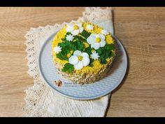 Salată din piept de pui cu porumb-Rețeta Video   Retetele mele dragi Avocado Toast, Eggs, Chicken, Breakfast, Easter Ideas, Sport, Youtube, Pineapple, Salads