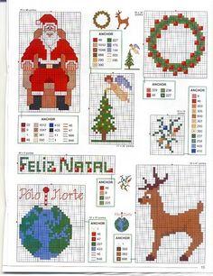 Mais-gráficos-de-ponto-cruz-do-Papai-Noel6