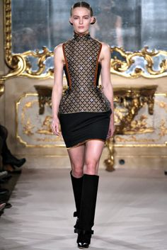 Aquilano.Rimondi | Fall 2012 Ready-to-Wear Collection | Style.com