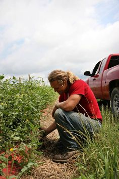 Tim hard at work - #FarmKings See more pictures of the handsome King boys here >> http://www.greatamericancountry.com/shows/farm-kings/the-farm-kings-photo-gallery-pictures?soc=pinterest