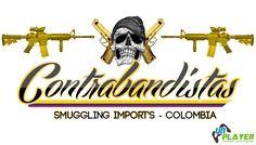 Logo para Contrabandistas - UnPlayer