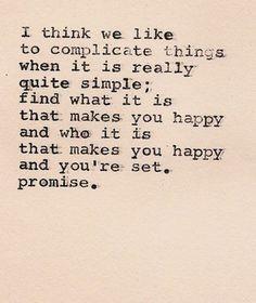 I like happy!