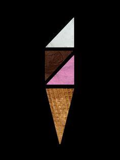 The Ice Cream Theorem Print - Society6