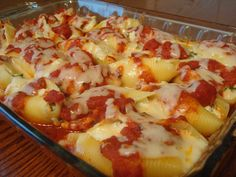 chicken & spinach stuffed shells recipe  Freezer Meals   The Sisters Cafe