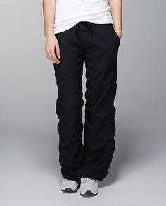 9e1382b8931 Dance Studio Pant II*Lined* Black Sz 8 reg Posh Athletic Pants, Athletic