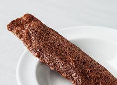 Dentelle de cacao para #Mycook http://www.mycook.es/cocina/receta/dentelle-de-cacao