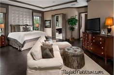 Verona Master Bedroom