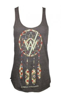 Dreamcatcher Tank T-Shirt - Sleeping With Sirens T-Shirts - Official Online Store on District Lines