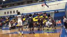 1st Half Highlights Of Mae Jemison's WIN Over East Limestone In 5A Sub-S...