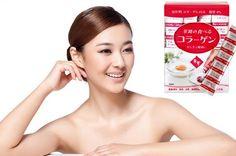 collagen dạng bột của Nhật Hanamai pig chiết xuất từ da lợn, sản phẩm dưỡng da, duy trì sự trẻ đẹp của làn da sau tuổi 30 bán chạy nhất tại Nhật Bản