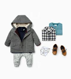 Shop by Look - Baby Jungen - Kinder | ZARA Österreich