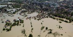 Inundaciones en los Balcanes matan el ganado