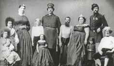 Historical freaks...