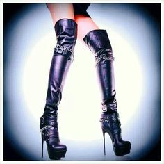 Hot boots......