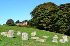 Our very own stone circle, sacrifices optional!