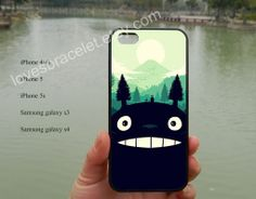Olly moss my neighbor totoro,iPhone 5s case,iPhone 5c case,Samsung Galaxy S3 S4,iPhone 4 Case,iPhone 5 Case,iPhone 4S-56 on Etsy, $8.99