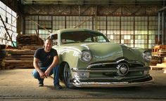 Rocky's 1949 Ford built by Creative Rod & Kustom in Womelsdorf, PA