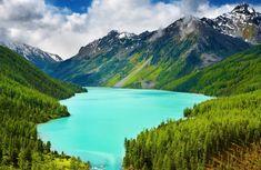 Mountain Lake 4K Ultra HD wallpaper   4k-Wallpaper.Net