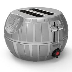 Death Star Toaster Turns Bread to the Dark Side