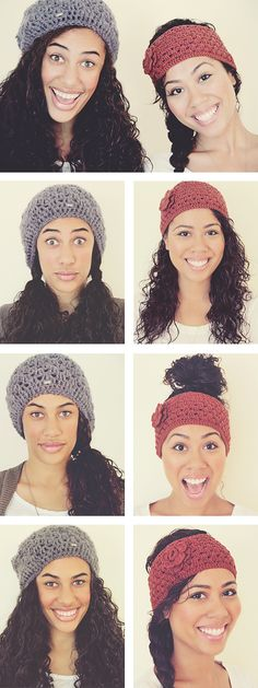 hat friendly hair styles for curly girls!  www.letsbefairblog.com