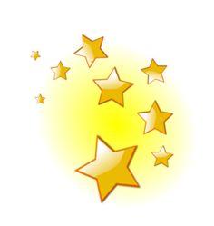 Stars clip art - vector clip art online, royalty free & public domain