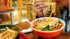 """Hmm... Sad example of Chinese behaving badly.  """"The noodles were not just tasty. They were addictive. Chinese restaurant serves noodles laced with opium poppy """""""