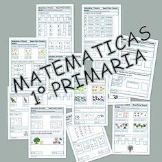 Recursos para el aula: Ejercicios de Matemáticas para 1º Primaria Ejercicios de Matemáticas para niños de 6-7 años, donde podrán