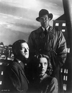 Robert Ryan, Van Heflin and Janet Leigh - Act of Violence 1948, via Flickr.