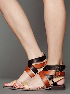 Faryl Robin for Free People Alex Sandal at Free People Clothing Boutique