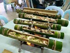 Bamboo Art, Bamboo Crafts, Bamboo Fence, Japanese Bar, Japanese Bamboo, Bamboo Dishes, Bamboo House Design, Bamboo Building, Bamboo Architecture