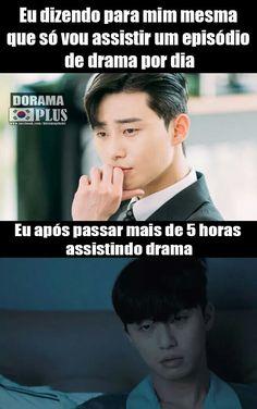 Onde q eu to Kdrama Memes, Bts Memes, Funny Memes, K Pop, Boys Over Flowers, Cutest Thing Ever, Chanbaek, Drama Movies, Wtf Funny