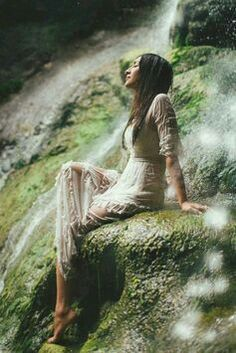 Take refuge in your senses. Open up to all the small miracles you rush through. Become inclined to watch the way of rain when it falls slow and free. Draw alongside the silence of stone until its calmness can claim you.