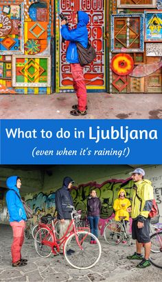 In this post we give you some friendly tips on what to do in Ljubljana in Slovenia (even in the rain!), where to stay and what to eat in the city.