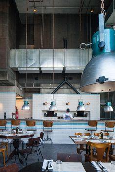 Restaurante Bráz Trattoria (Foto: Gui Gomes / divulgação)