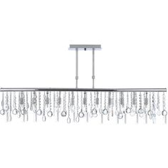 linear crystal chandelier. Contemporary Modern Linear Crystal 11-light Chandelier O