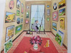 Illustration by Barbara Cooney.
