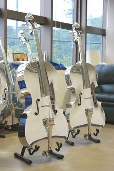 Aluminium cellos