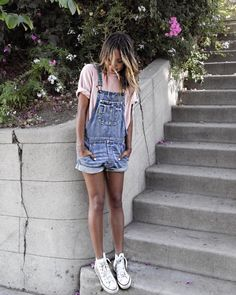 Overall great look. 😝 | @sincerelyjules in our Cara Sweatshir