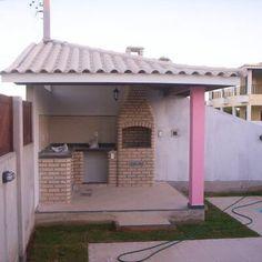 Pergola, Gazebo, Yard Design, House Design, Parrilla Exterior, Kitchen Grill, Barbecue Area, Outdoor Kitchen Design, Home Hacks
