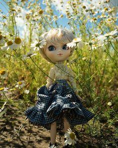 "Pohjoistuuli ☁️ on Instagram: ""— The wildflower meadow 🌾  #pullip #pulliptiphona #doll #dollphotography #photography   — Audun [Pullip Tiphona]"" Wild Flowers, Disney Characters, Fictional Characters, Dolls, Disney Princess, Photography, Instagram, Art, Baby Dolls"