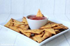 Rezepte mit Herz ♥: Nachos - Tortilla Chips