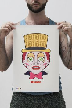 A3 Print (31,5 x 44 cm) Columbia - The Rocky Horror Picture Show - Richard OBrien 1975  My God! I cant stand any more of this! First you spurn…