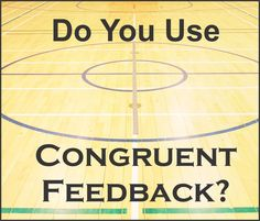 congruent feedback - www.YourTherapySource.com