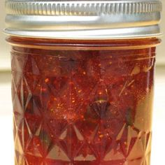 Just like ordinary strawberry jam, this jam is still great on biscuits and peanut butter sandwiches; it just comes with a little extra zing. Two jalapenos gives you a subtle pepper flavor; four jalapenos gives you a noticeable kick.