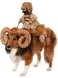Star Wars Bantha Costume for Pets ❤ Rubies Costume Company